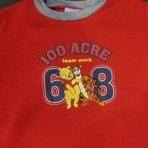 New Winnie the Pooh and Tigger 2 pc outfit